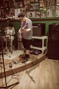 Photo by: Au Dy; Grabbed from: Live Amp's Facebook Page | Jamming with the Chiefs @ O'Leary's